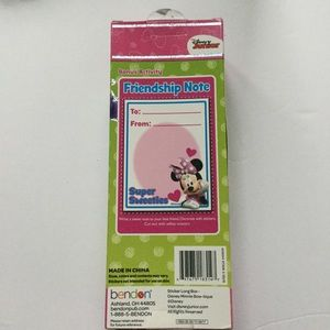 DISNEY Other - MINNIE MOUSE  GIRL'S STICKERS ACTIVITY SET💗🖤